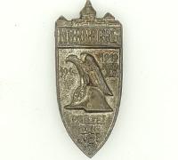 NSDAP Nurenburg Party Rally Medallion 1929