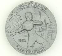 DAF Sportappell der Betriebe Abzeichen 1938