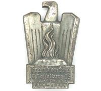 1935 Frankentag Hesselberg District Badge