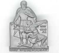 Gau Niederdonau WHW / Winterhilfswerk - 1939/40