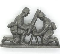 Mortar Crew Toy