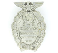 SA Bruswick Rally Badge by RZM M1/17