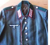 Army Artillery EM/NCO's Dress Tunic