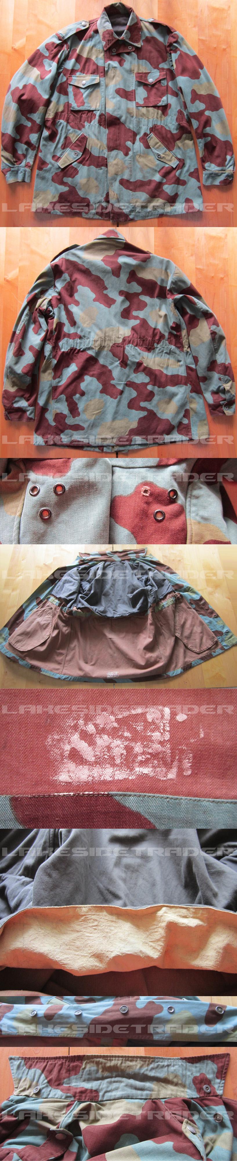 Reinactors Camo jacket
