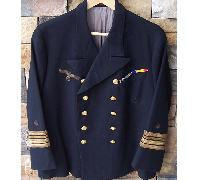 Technical Officer Oberstleutnant  Reefer Jacket