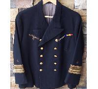 Technical Officer Oberstleutnant  Reefer Jacket