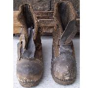 Russian Front Boots