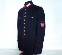 Trebel Fire Police Meister EM Tunic