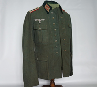 Army Artillery Hauptmann Officers Service Tunic