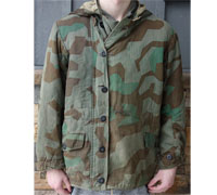Splinter Pattern Camo Winter Parka