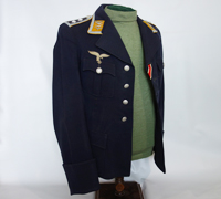 Luftwaffe Oberfeldwebel Flight NCO Service Tunic
