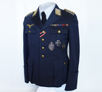 Luftwaffe Generalleutnant W. Weese's Service Tunic