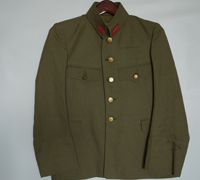 Japanese Army Captain's Tunic Type 98