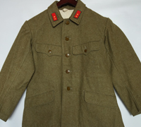 Japanese EM Winter Tunic