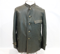 Kriegsmarine U-Boat Leather Jacket