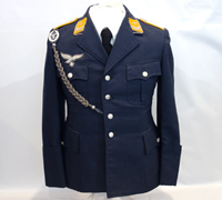 Luftwaffe Leutenant Flight NCO Service Tunic