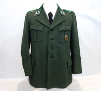 State Forestry Reviertorester Service Tunic
