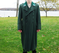 State Forestry Reviertorester Greatcoat
