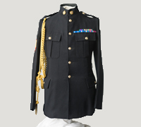 British RLC Sergeant Uniform and Trousers