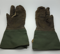 Motorcyclist's/Dispatch Rider's Gloves
