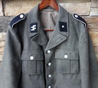 Reinactor SS Der Fuhrer  Untersharfuhrer's Tunic