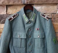 Schutzpolizei Municipal Police NCO's Uniform