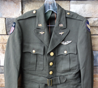 US Army/Airforce 100+ piece uniform and equipment grouping!