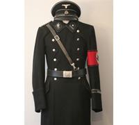 Allgemeine SS Mantel for SS1-Deutschland (Oberscharführer)