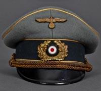 Army General Visor