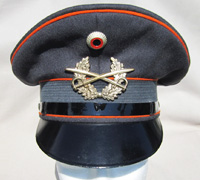 West German Visor Cap 1968