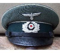 Army Infantry EM/NCO Visor