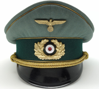Army Generals Visor by Erel