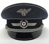 RLB Officers Visor Cap by Peküro