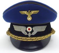 Railway Generals Visor Cap by C. Louis Weber