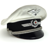 RLB Officers Summer Visor Cap