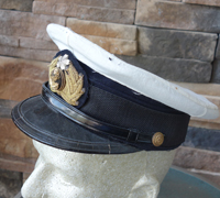 Japanese Navy Officer Visor