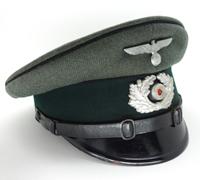 Army Combat Engineer Visor Cap