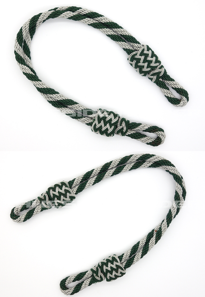 Customs Officers Visor Chin Cord