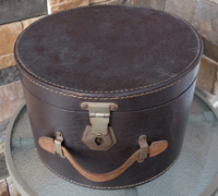 Leather Visor Case
