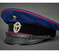 Feuerschutzpolizei NCO's Visor