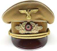 NSDAP Kreisleitung Political Leader Visor Cap